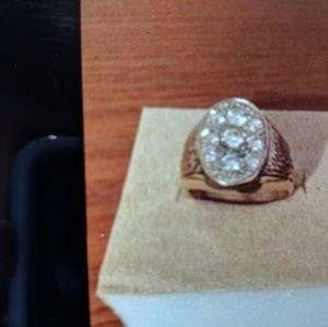 Diamond Ring 10kt